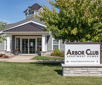 Arbor Club Apartments, Scio, MI