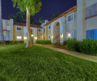 Grande Apartments, Urbain H Plavan Elementary School, Fountain Valley, CA