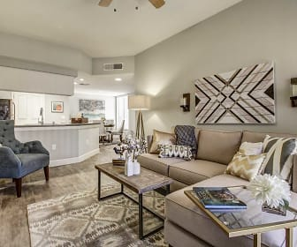 Living Room, San Melia Apartment Homes