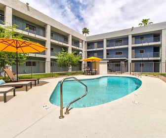 Pool, Arcadia Lofts