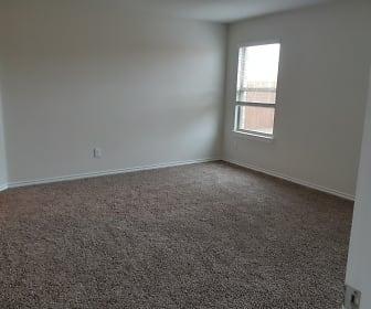 Living Room, 2421 Burk Bennett