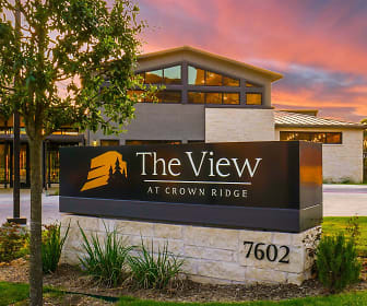 view of community sign, The View at Crown Ridge