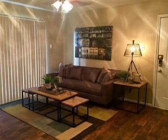 Living Room, Montoro Apartments