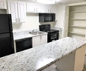 Kitchen, Encore 202