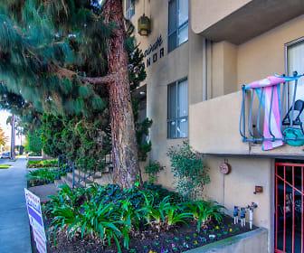 Lido Apartments at 1711 Corinth Avenue, Westwood, CA