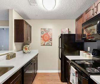 Kitchen, Kernan Oaks Apartments