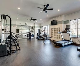 Fitness Weight Room, Lost Spurs Ranch