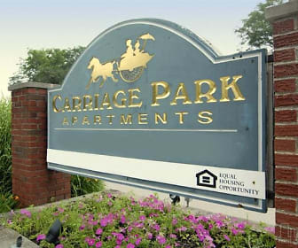 Carriage Park, Washington Parks Academy, Redford, MI