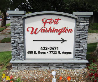 Fort Washington Apartments, Fresno, CA
