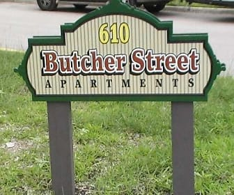 Butcher Street Apartments, New Braunfels, TX