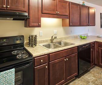 Kitchen, Dove Landing Apartments
