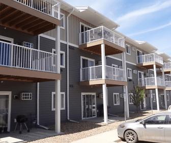 Fox Run Apartments, Fort Berthold Community College, ND