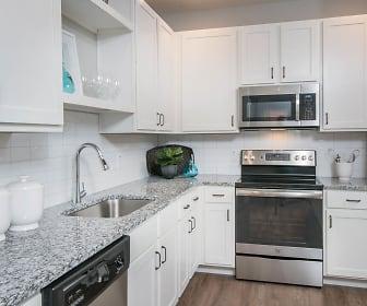 Kitchen, The Parker at Maitland Station