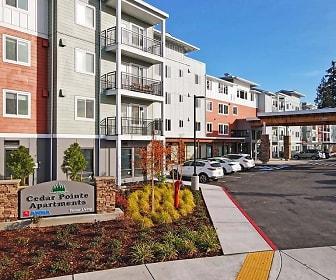 Cedar Pointe Senior Apartments, North Stanwood, WA
