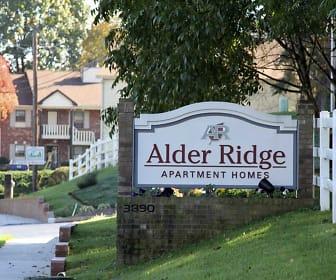 Building, Alder Ridge Apartments