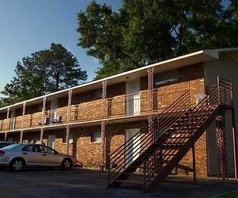 Exterior, Southwind Apartments
