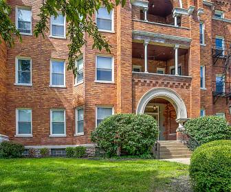 Building, Middleton Apartments