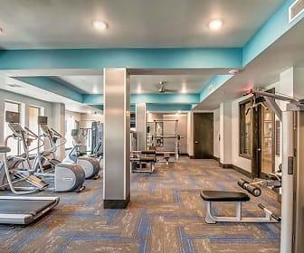 Fitness Weight Room, Oaks 55