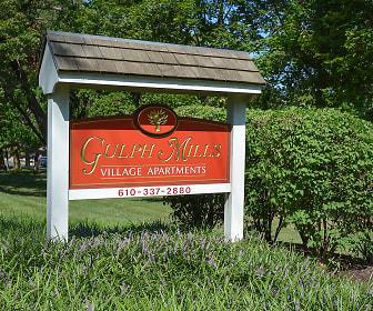Gulph Mills Village, Wayne, PA