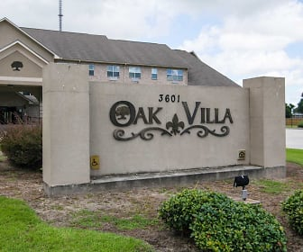 Community Signage, Oak Villa II
