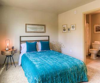 Bedroom, Puget Park Apartments