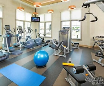 Fitness Weight Room, The Beacon At Waugh Chapel
