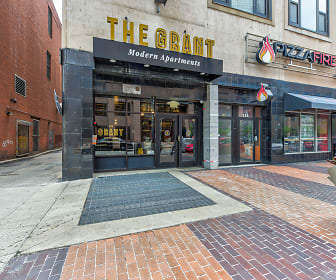 The Grant, Gateway District, Cleveland, OH