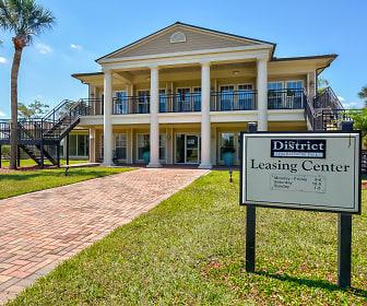 District on Baldwin Park, Orange Technical Education Center  Orlando Tech, FL