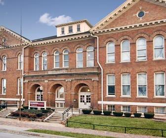 Saunders School Apartments, Highlander, Omaha, NE
