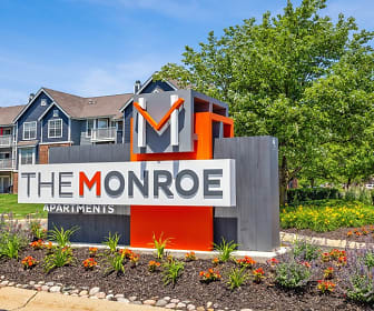 The Monroe, Glen Hill Primary School, Glendale Heights, IL