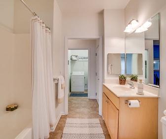 Bathroom, White Oak Luxury Apartments