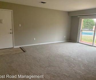 Living Room, Red Oak Acres