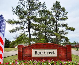 Community Signage, Residences At Bear Creek
