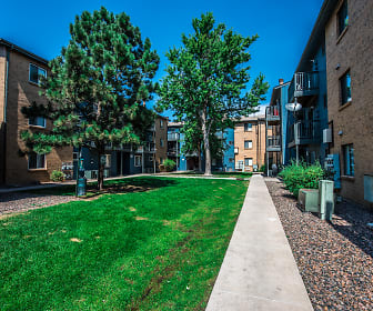 Aspenwood Apartments, Chambers Heights, Aurora, CO