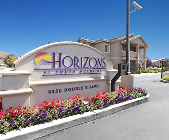 Community Signage, Horizons At South Meadows