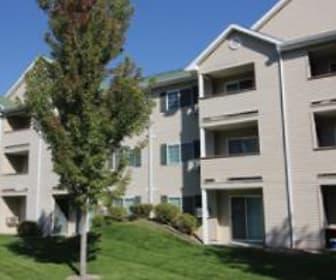 Rock Springs Apartments, Cheney High School, Cheney, WA