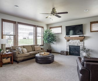 Living Room, N1129 Craftsmen Ct