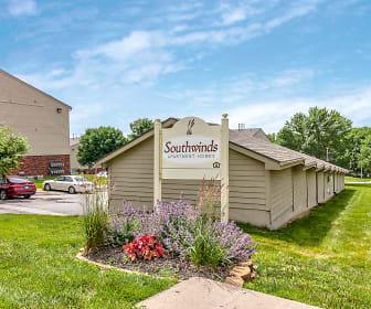 Southwinds Apartment Homes, Northwest Bellevue, Bellevue, NE