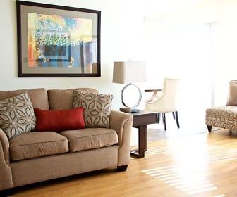 Living Room, The Summit at La Crescenta