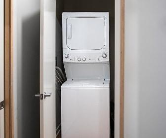 Bathroom, bos Apartments