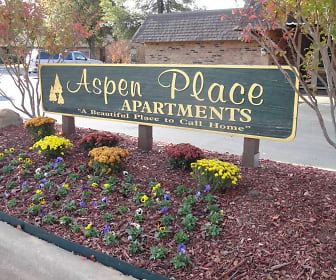 Community Signage, Aspen Place