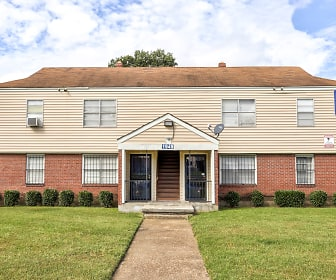 Longview Heights Apartments, South Memphis, Memphis, TN