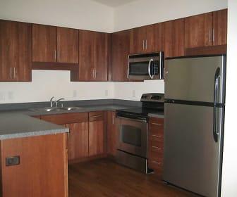 Kitchen, The Flats Herr Lane