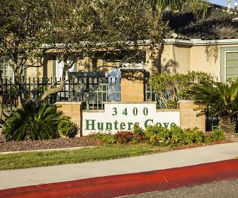 Community Signage, Hunters Cove