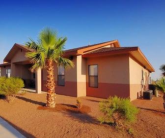 Building, Desert Palms