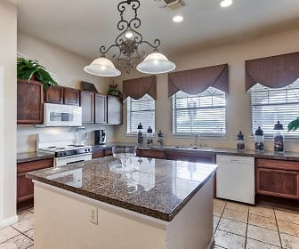Kitchen, The Life at Stone Crest