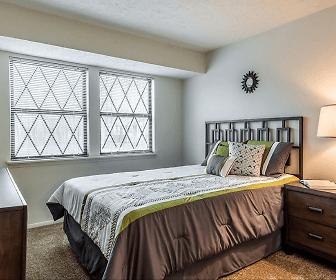 Bedroom, Devonshire Apartments