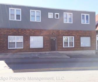 632 Fall River Avenue, Seekonk High School, Seekonk, MA