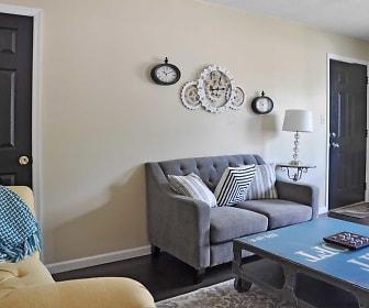 Living Room, Hartford at Anchor Point