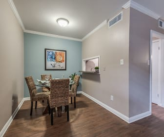 Dining Room, The Villages at Meyerland